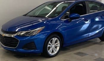 2019 Chevrolet Cruze LT full