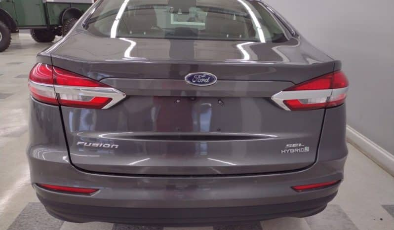 2019 Ford Fusion SEL full