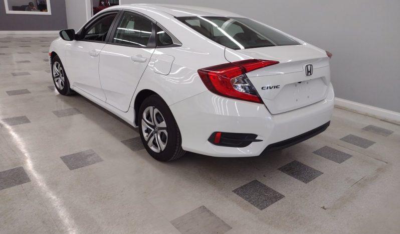 2020 Honda Civic LX full