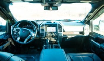 2017 Ford F150 Platinum full